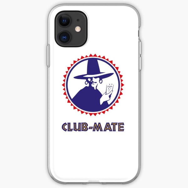Club-Mate iPhone Soft Case