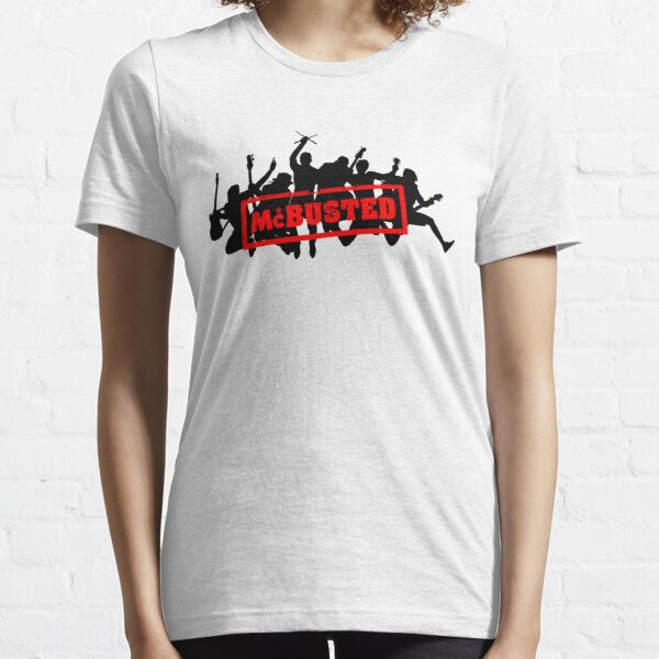Mc Busted Tour  Essential T-Shirt