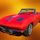 Red Vette by Hawley Designs