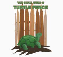 Turtle Fence