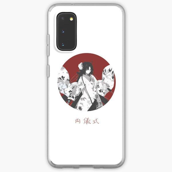 Samurai Girl Samsung Galaxy Soft Case