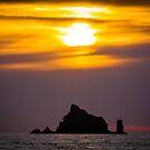 Island Silhouette by Jonicool