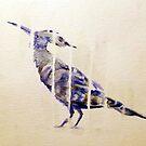 Her bird by MrLone