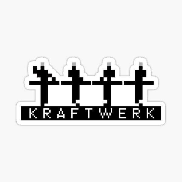 Kraftwerk Sticker