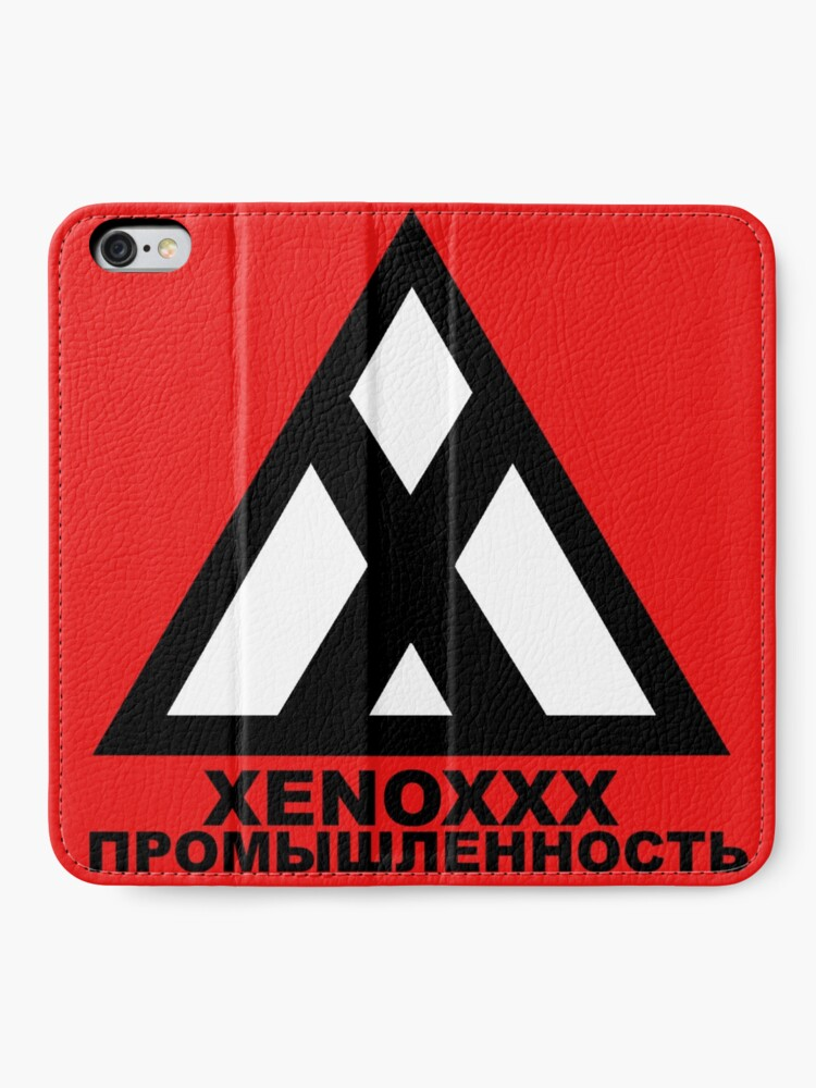 Alternate view of Xenoxxx Industries iPhone Wallet