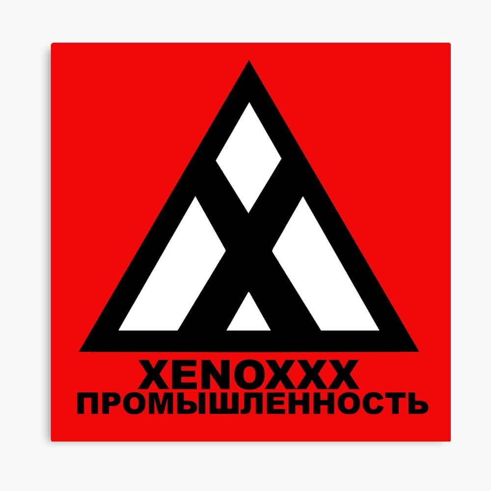 Xenoxxx Industries Canvas Print