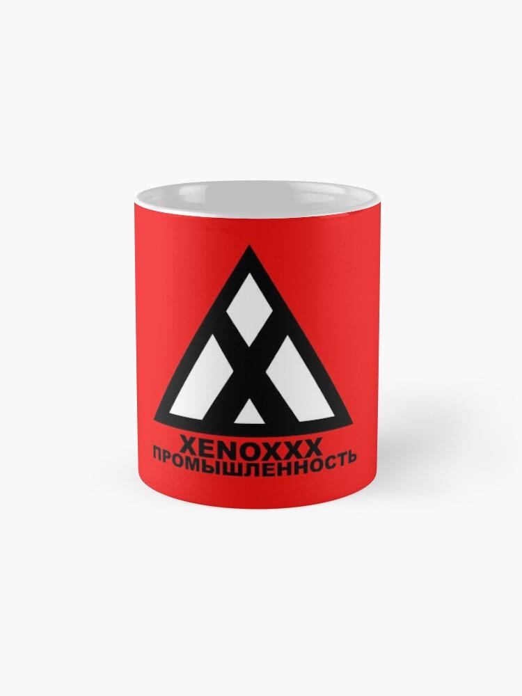 Alternate view of Xenoxxx Industries Mug