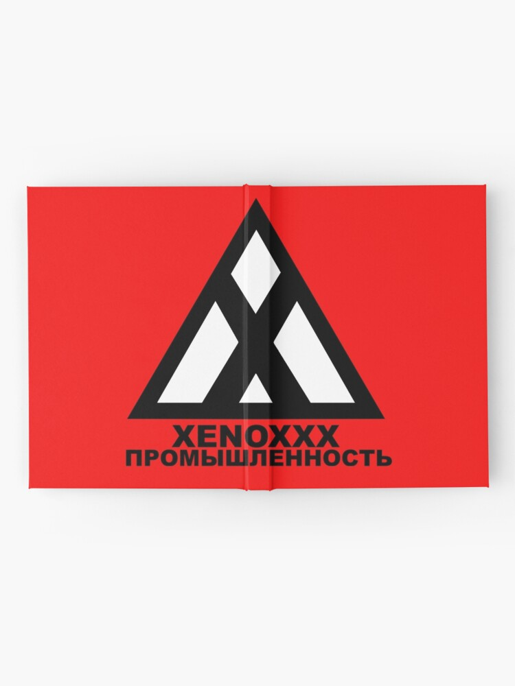 Alternate view of Xenoxxx Industries Hardcover Journal