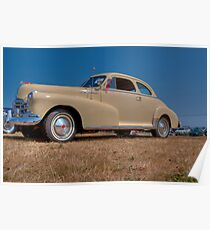 1948 Pontiac Opera Coupe Poster