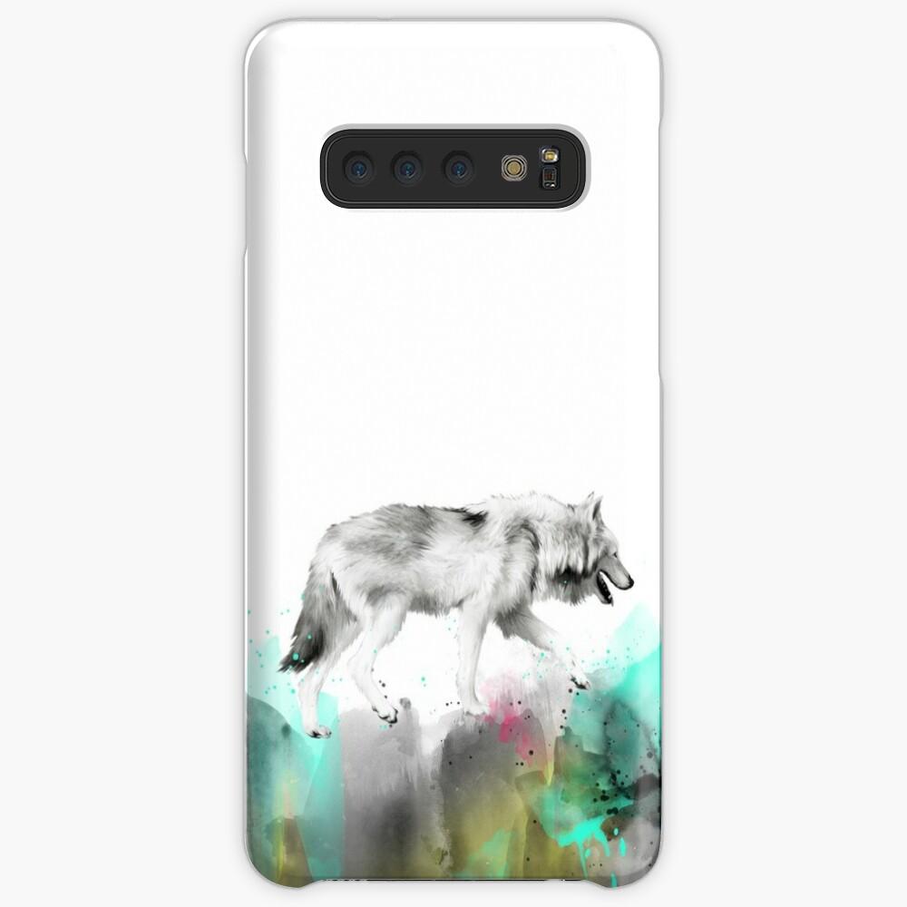 Wild No.3 // Wolf Case & Skin for Samsung Galaxy