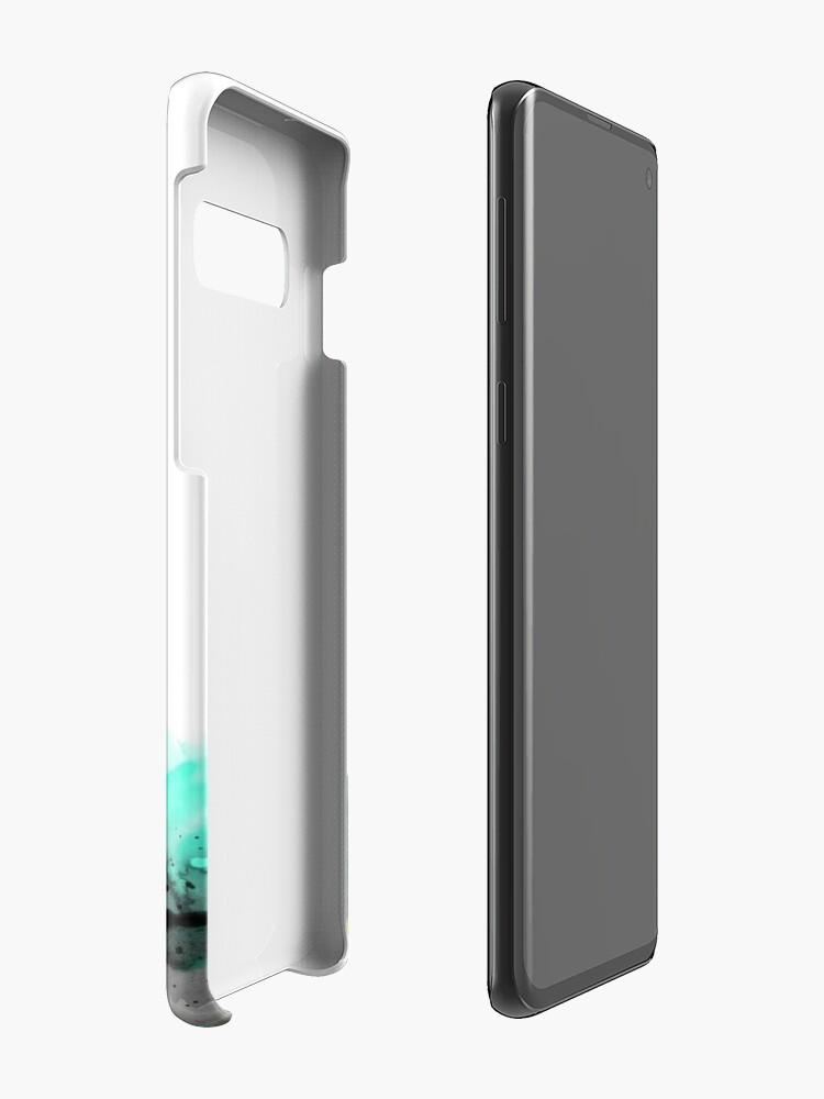 Alternate view of Wild No.3 // Wolf Case & Skin for Samsung Galaxy