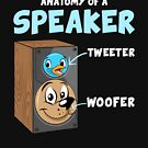 Anatomy of A Speaker by HomeCinemaGuide