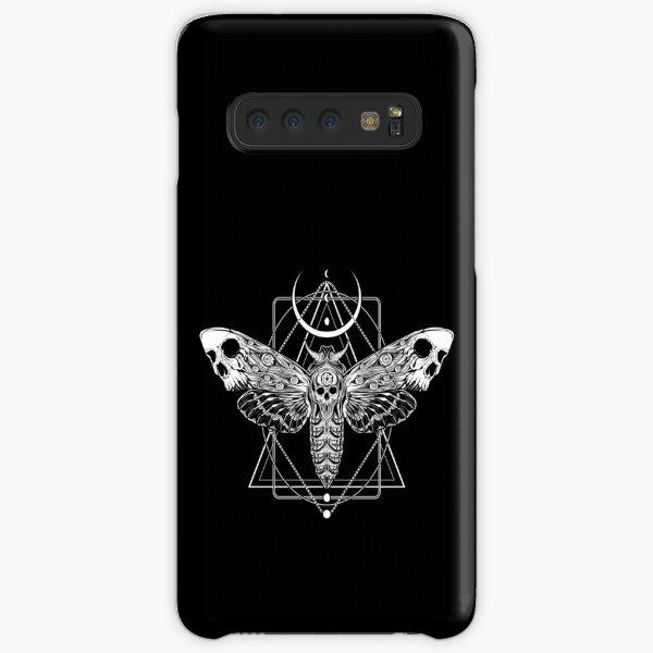 Surreal Death Moth Samsung Galaxy Snap Case