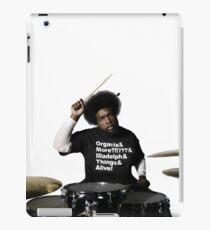 Questlove iPad Case/Skin