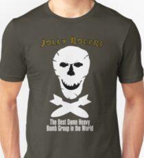 Jolly Rogers Design 2 Unisex T-Shirt