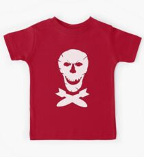 B-24 Jolly Roger Squadron Emblem Kids Clothes
