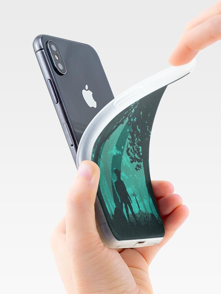 Alternative Ansicht von Es ist gefährlich alleine zu gehen iPhone-Hülle & Cover