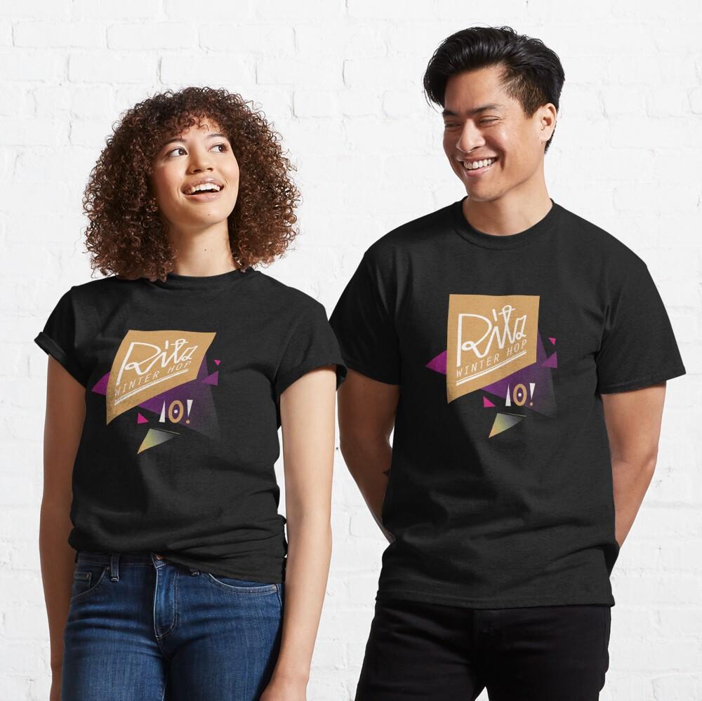 Ritz Winter Hop 2019  Classic T-Shirt