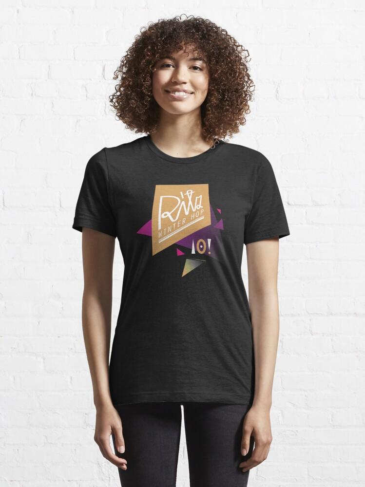 Alternate view of Ritz Winter Hop 2019  Essential T-Shirt