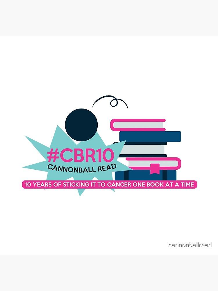 CBR10 Anniversary Design by cannonballread