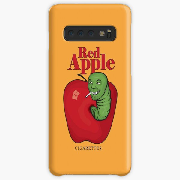 Red Apple Cigarettes Samsung Galaxy Snap Case