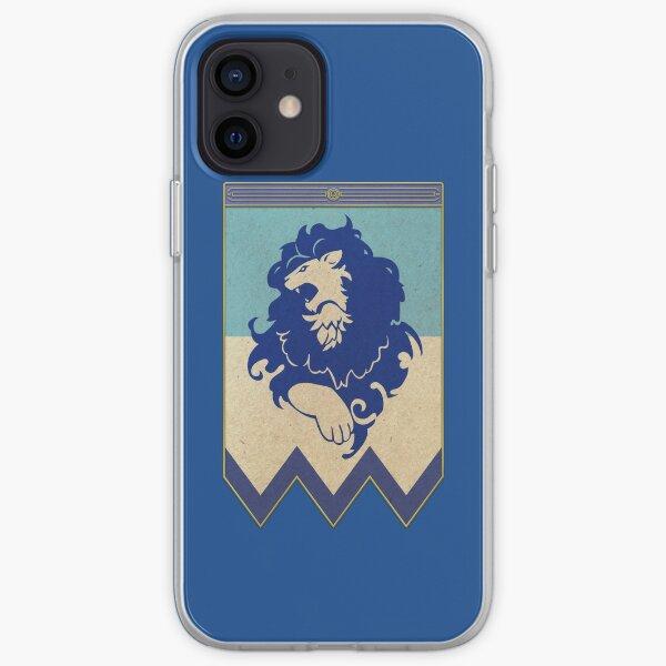 Blue Lions Funda blanda para iPhone