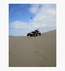 Quads Photographic Print