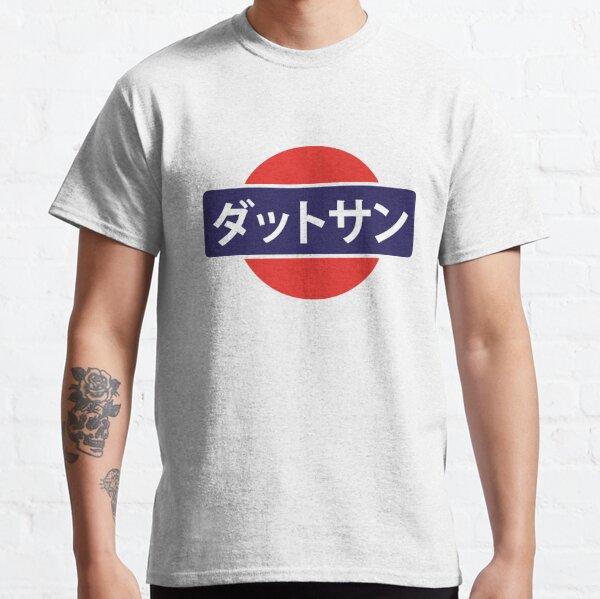 Kanji Datsun Logo Classic T-Shirt