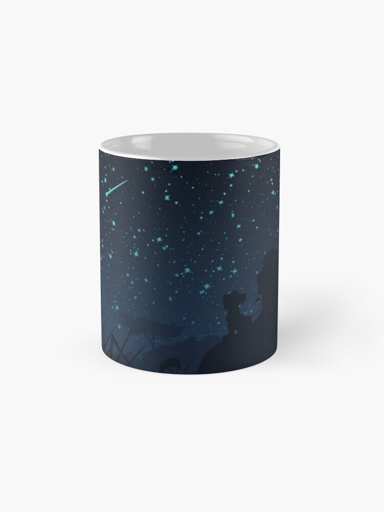 Alternate view of Under The Stars Mugs