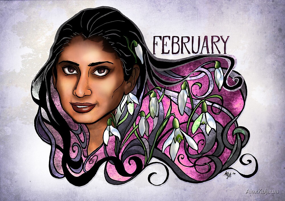 Sana of February by AlexKujawa