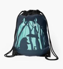 My Neighbor Totoro Drawstring Bag