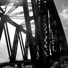 Bridge Beams by MMPhotography