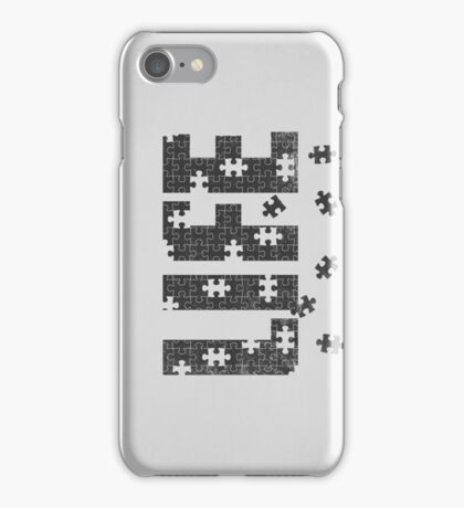 Let's Play a Game iPhone Case/Skin