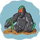 Sea Gorilla by clevercreature
