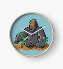 Sea Gorilla Clock