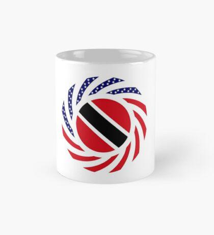 Trinidadian American Multinational Patriot Flag Series Mug