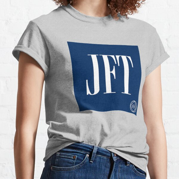 JFT Just For Today Narcotics Anonymous Recovery Quote  Classic T-Shirt