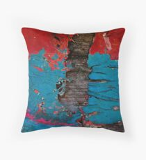 Abstract Boats- 748 Throw Pillow