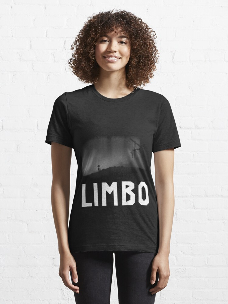 Alternate view of Limbo - Play Dead Essential T-Shirt