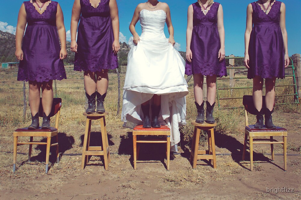 A Country Wedding by brightfizz