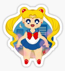 Pretty Soldier Sailor Sticker