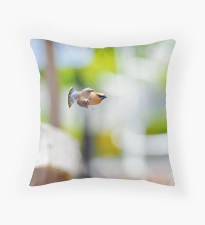 Summer Strike Throw Pillow
