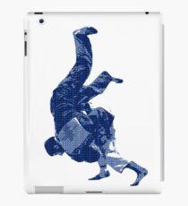 Judo Throw in Gi iPad Case/Skin