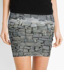 Dry stone wall Mini Skirt