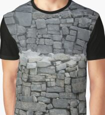 Dry stone wall Graphic T-Shirt