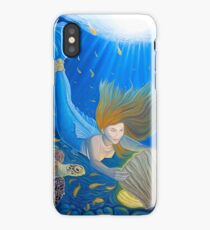 The Treasure iPhone Case/Skin