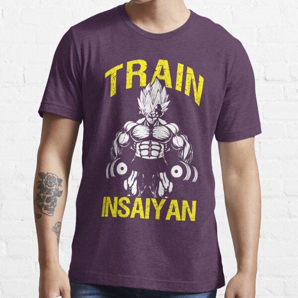 Train Insaiyan Essential T-Shirt