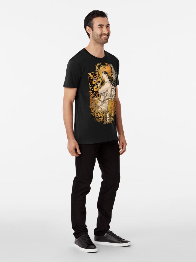 Alternate view of PALLAS ATHENA Premium T-Shirt