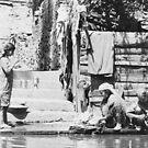 Kashmir Washing Day by sunranger