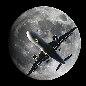 Fly me to the Moon by JohnDalkin